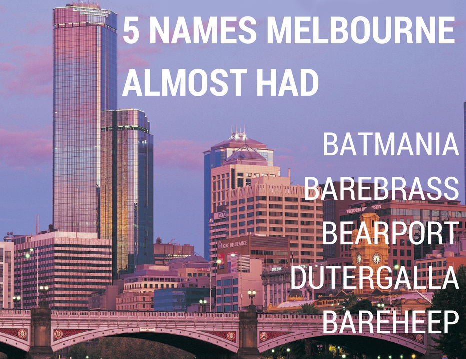Five names Melbourne almost had