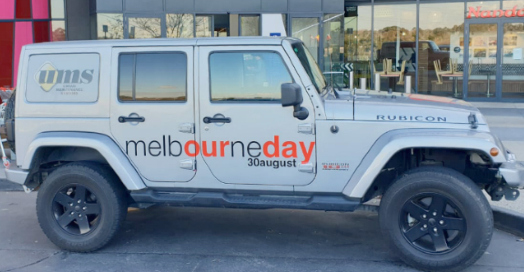 Melbourne Day-mobile