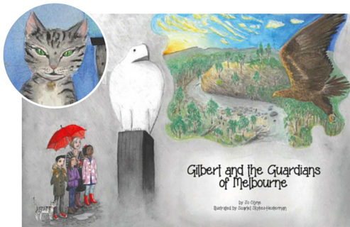 Gilbert and the Guardians of Melbourne eBook