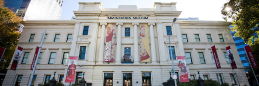 Immigration Museum - Old Customs House