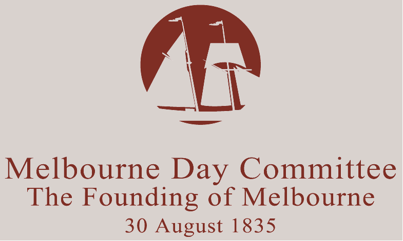 Melbourne Day Committee logo