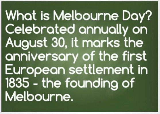 What is Melbourne Day